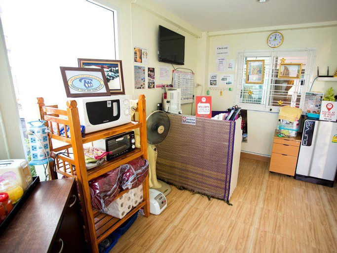 Nida Rooms Chang Akat Uthit 8Alley Place, Don Muang