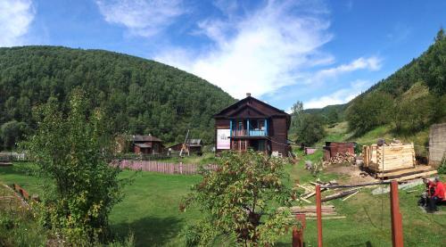 Guesthouse in Maritui, Slyudyanskiy rayon