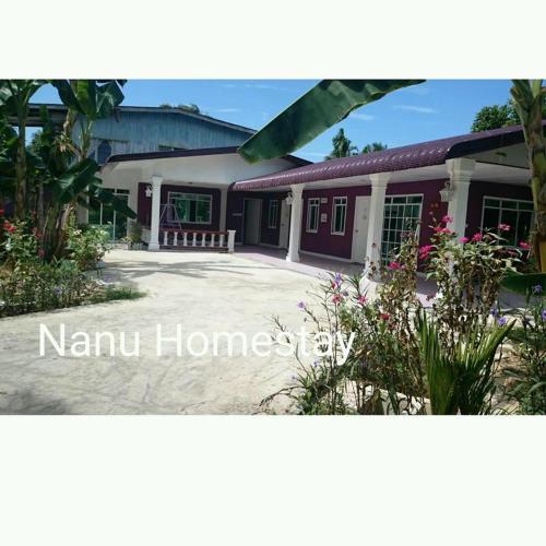 NANU HOMESTAY & CAFE, Papar