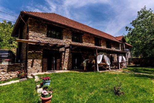 Casa Andra Cheile Nerei, Ciclova Romana