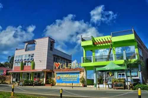 YHAMSHE HOTEL & RESTAURANT @ CALIRAYA LAKE VIEW, Lumban