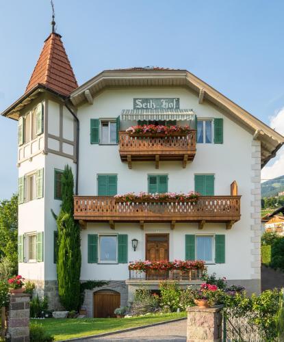 Gastehaus Seitzhof, Bolzano
