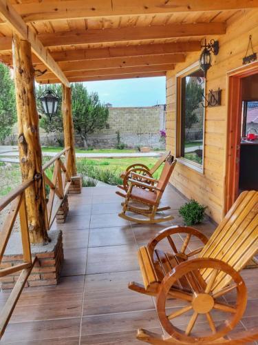 Cabana a 15 minutos de Durango, Durango