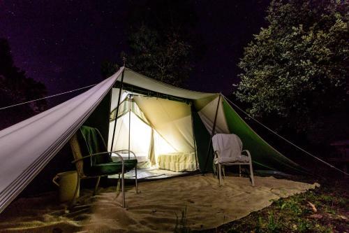 Spacious Rental Tent Agro-turismo Quinta da Fonte, Figueiró dos Vinhos