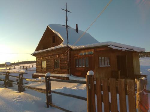 Holiday Home on Bratiev Sokolovykh, Khangalasskiy (Ordzhonikidzkiy) rayon