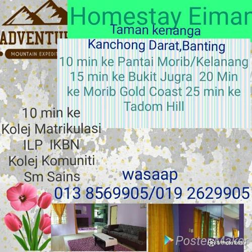 Homestay Eiman Banting, Kuala Langat