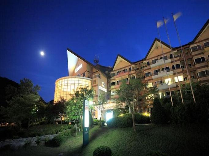 Sanjunghosu Hanwha Resort, Pocheon