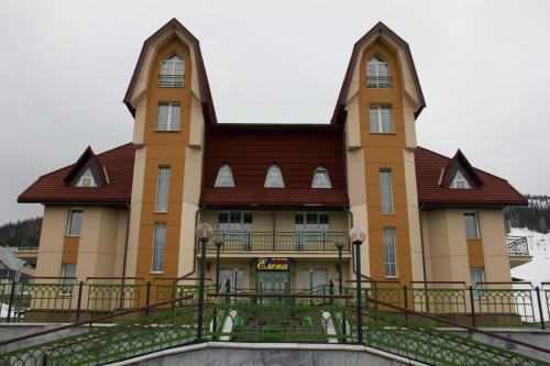 Elena Hotel, Tashtagol'skiy rayon