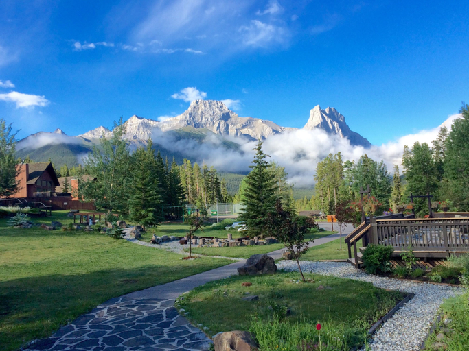 Banff Gate Mountain Resort, Division No. 15