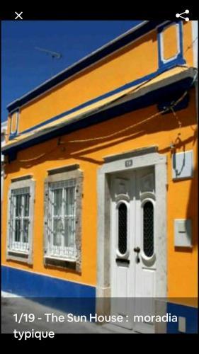 The Sun House, Olhão