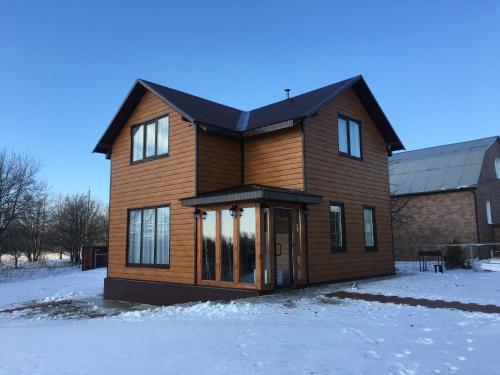 House on Stroitelnaya 9a, Ruzayevskiy rayon