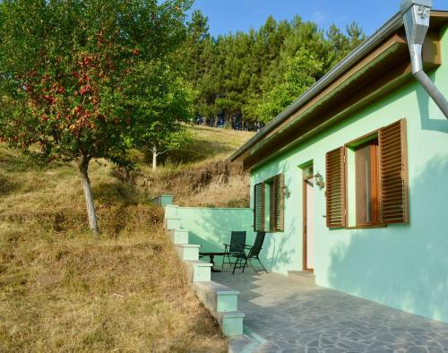 Little Green Dacha, Akhaltsikhe