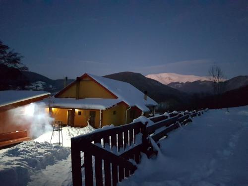 Ferienhaus Magura Bison, Armenis