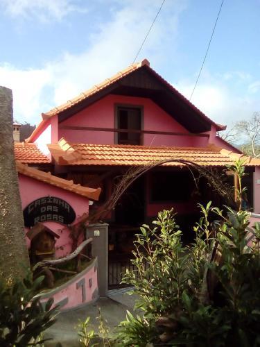 Casinha Das Rosas, Santa Cruz