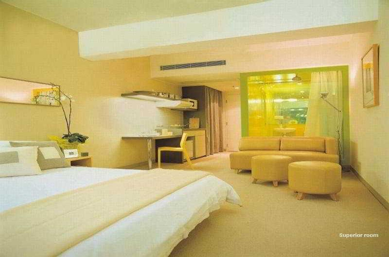 Ice House Serviced Apartment, Central and Western