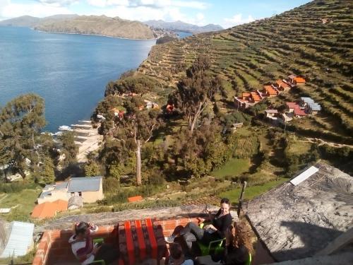 Las Cabanas Lodge, Manco Kapac