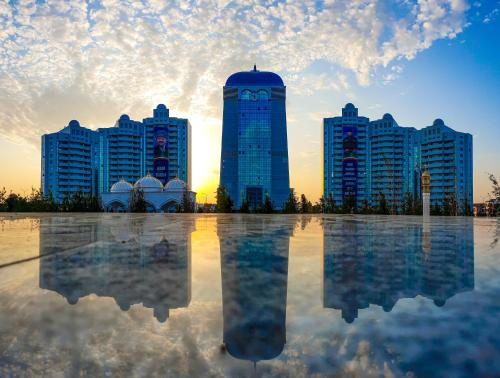 Hotel Shali-City, Shalinskiy rayon