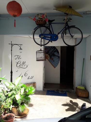 The Alley At 46 Hostel, Kota Melaka