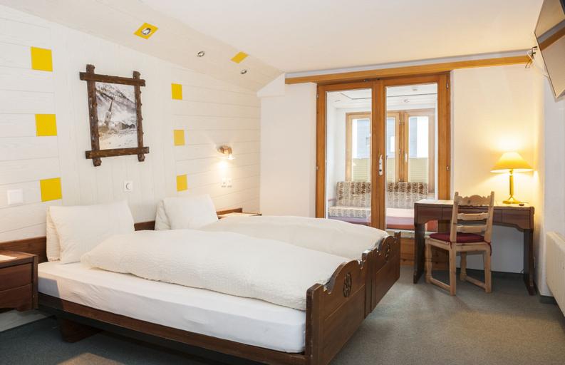 Hotel Tenne, Visp