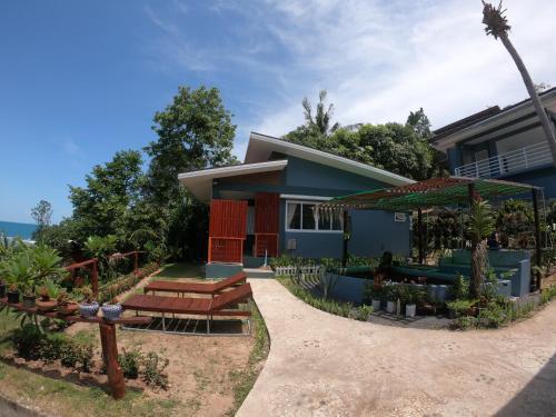 Cape Srithanu Villa, Ko Phangan