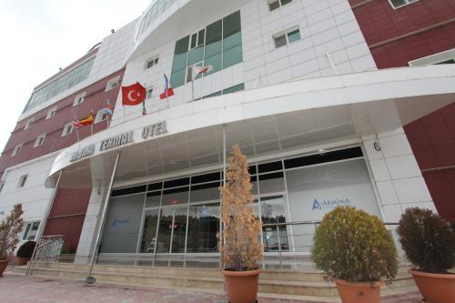 ARMINA TERMAL OTEL, Elmadağ