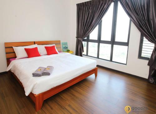 Silk Sky Residence HomeStay by Goopro, Hulu Langat