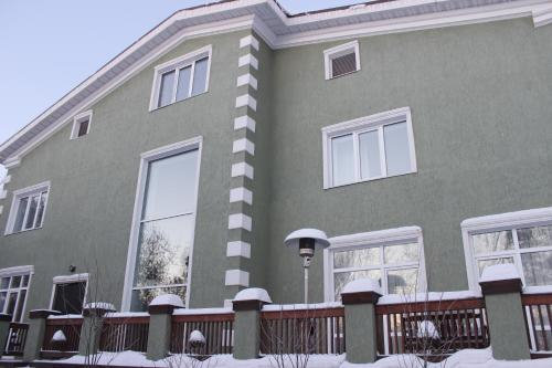 Guesthouse on Svobodnyy, Berezovskiy rayon