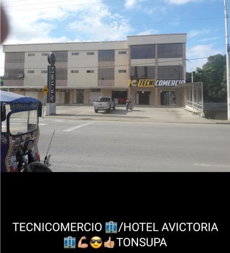 hotel avictoria tonsupa, Guano