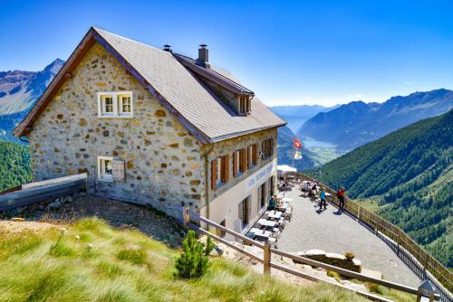 Hotel Belvedere, Bernina