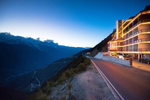 德钦梅里之眼观景酒店, Dêqên Tibetan