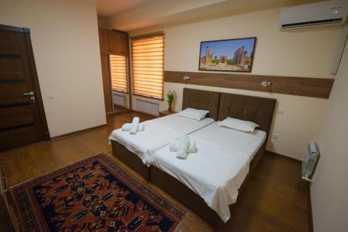 Tashkent Apartment hotel, Tashkent City