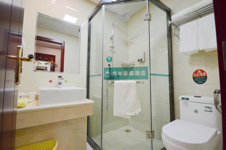 GreenTree Inn HeBei ZhangJiaKou HuaiLai ShaCheng North XinXing Road YongAn Street Express Hotel, Zhangjiakou