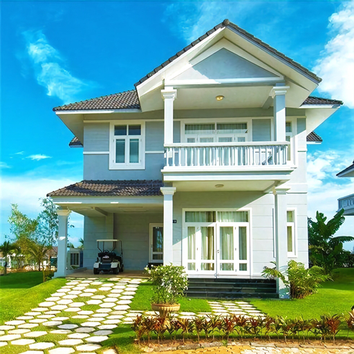Villa Panda at Sea Links Golf Resort, Phan Thiết