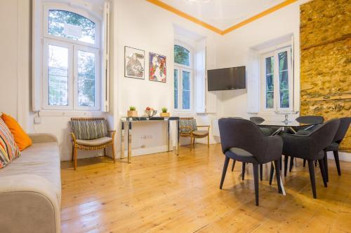 Lisboa Garden Hostel & Apartments, Lisboa