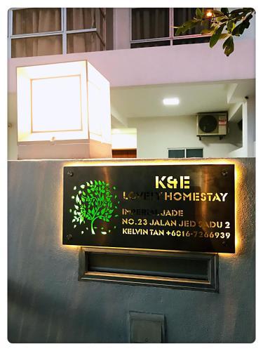 K&E Lovely HomeStay, Johor Bahru
