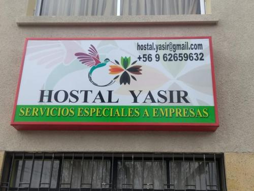HOSTAL YASIR, Ñuble