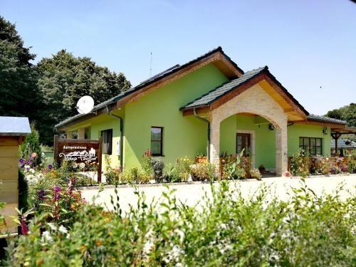 Agropensiunea Valea Fagilor, Luncavita