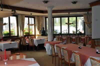 Garten Hotel Sternen, Imboden