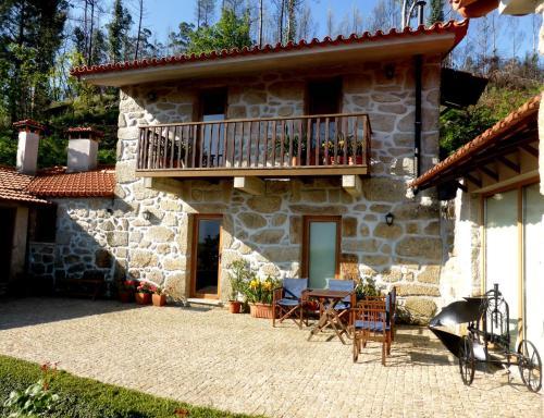Casa da Eira Velha, Vale de Cambra
