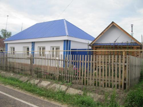 Дом загородныи, Bol'shebereznikovskiy rayon