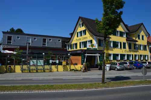Hotel Lowen, Feldkirch