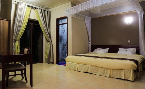 Rafiki Hotel, Bugahya