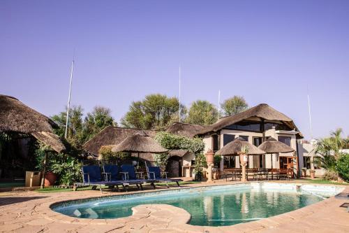 Heja Game Lodge, Windhoek Rural