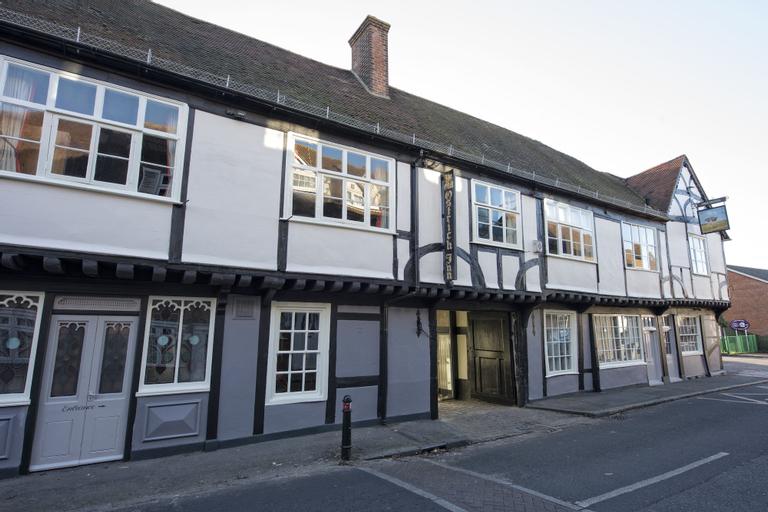 The Ostrich Inn, Slough