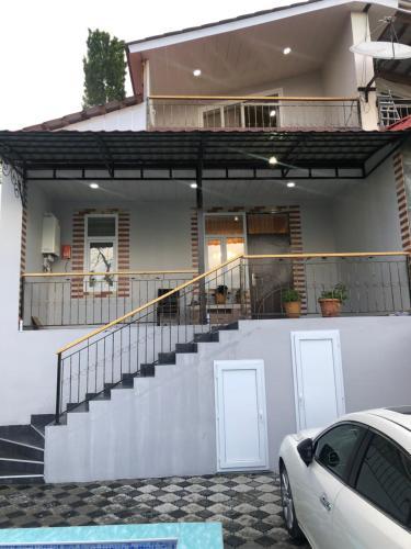 Bag evi, Zaqatala