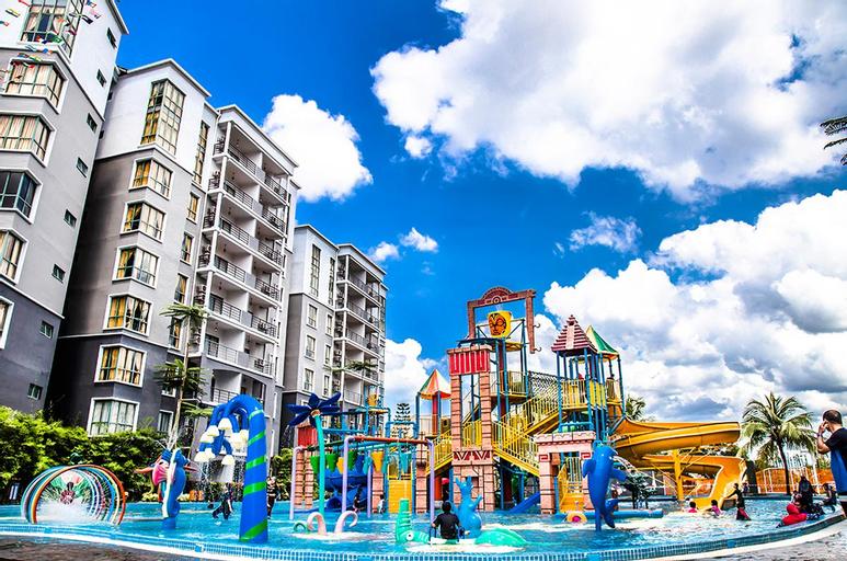 Pirate Island Resort & Theme Park Melaka, Kota Melaka