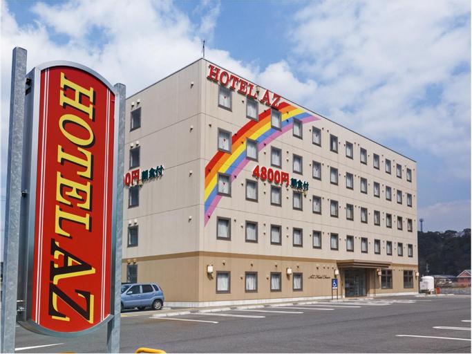 HOTEL AZ Fukuoka Kawara Ten, Tagawa