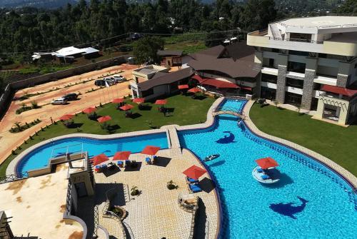 Kamel Park Hotel, Bomachoge Borabu