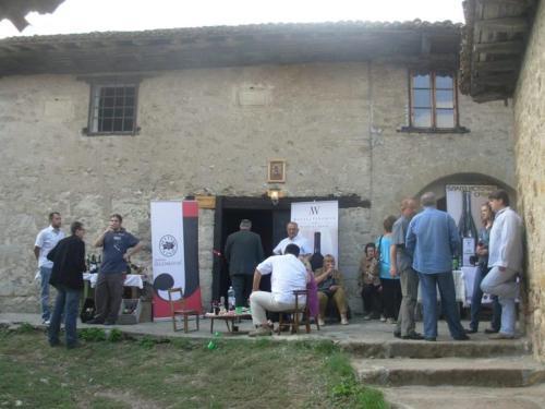 Rajacke pivnice -Vinoteka sv. Đorđe, Negotin