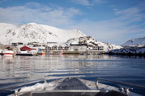 Big Fish Adventure Hasvik Hotel and Housing, Hasvik
